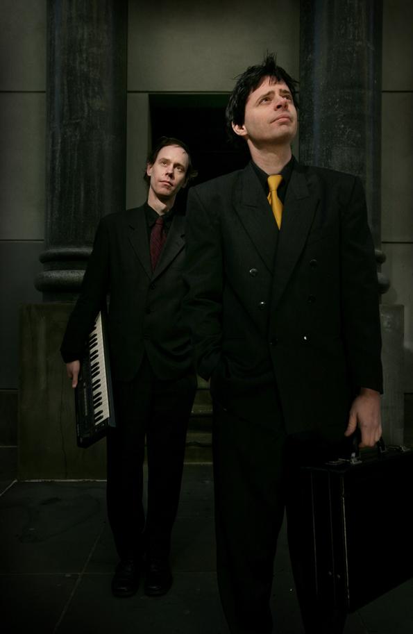 Matt Adair and Nick Wilson